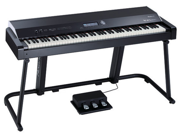 Roland V-Piano: it's evolving.