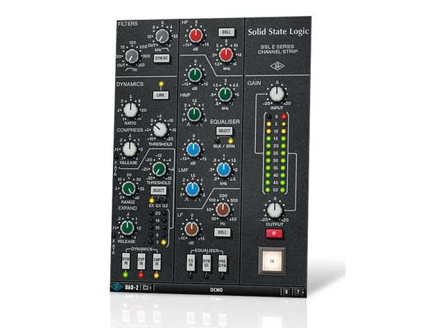 Universal Audio SSL E Series Channel Strip