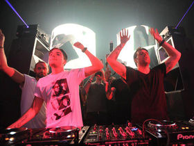 Sebastian Ingrosso and Alesso to host 'Spotify house party'