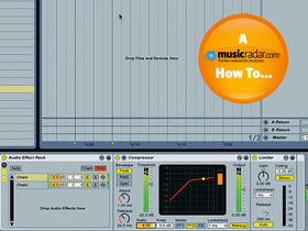 VIDEO: How to set up a parallel compression Effect Rack in Ableton Live