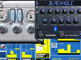 VST/AU plug-in instrument/effect round-up: Week 45