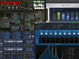 VST/AU plug-in instrument/effect round-up: Week 46