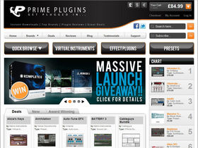 Prime Loops launches Prime Plugins