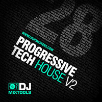 DJ mix tools 28 - progressive tech house vol2