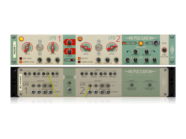Propellerhead Pulsar: doing modulation differently.