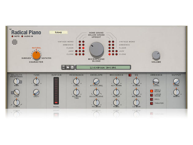 Propellerhead Radical Piano