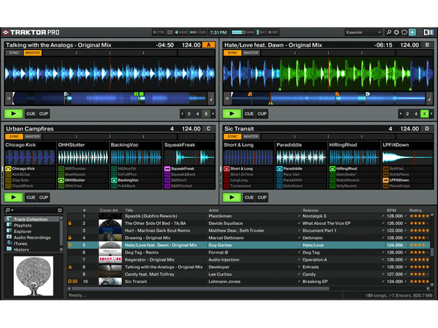 DJ software of the year