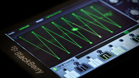 Moog's Animoog synth released for Blackberry Z10