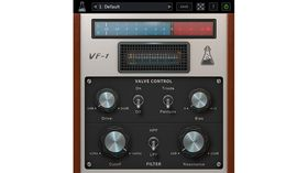 AudioThing releases Valve Filter VF-1 plugin