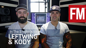In the studio: Leftwing & Kody on remixing Todd Terry