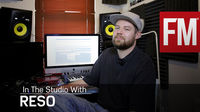In the studio: Reso on creating Unexist