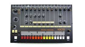 Roland TR-808 drum machine reborn as DIY kit YOCTO