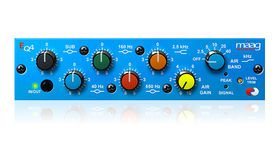 Maag EQ4 plugin comes to UAD platform
