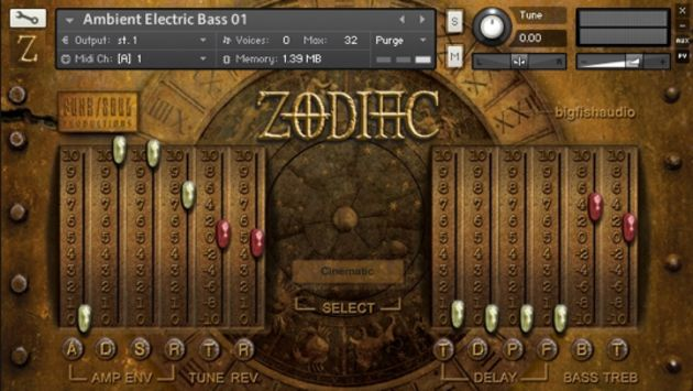 Zodiac: we predict you will have a chance encounter with this experimental plug-in