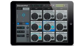 Cakewalk releases ScratchPad loop sequencer for iPad