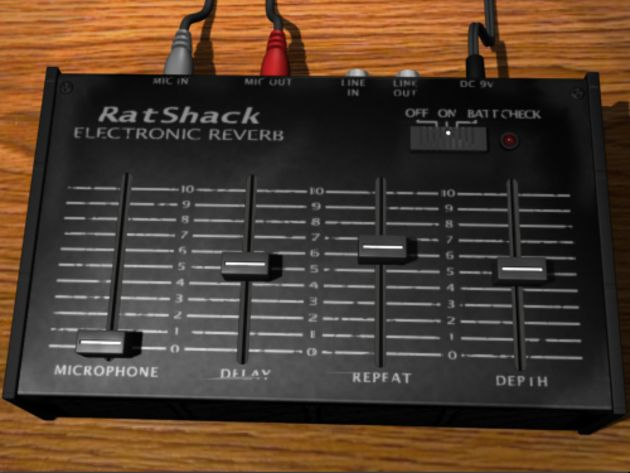 Audio Damage Ratshack Reverb