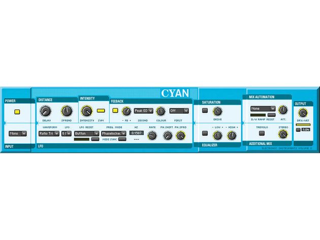 Native Instruments Reaktor: Cyan
