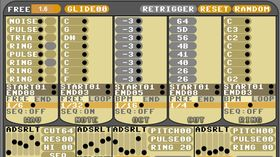 C64 style freeware synth appears