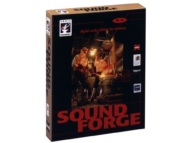 Sound Forge 4