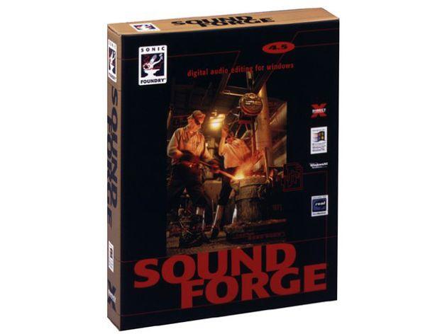 Sound Forge 4