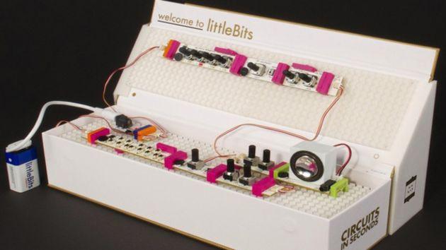 En mode DIY, littleBits et Korg joignent leurs forces