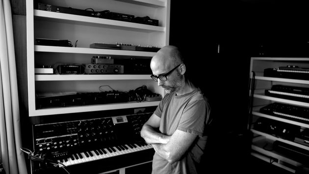 """It seemed like a really nice idea to involve other people in the making of the record,"" says Moby."