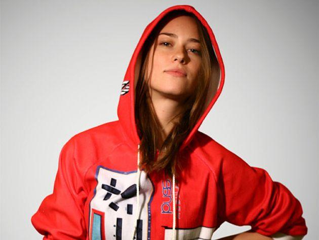 Puss Modular hoodie