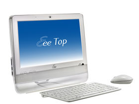 Asus Eee Top 1602 is touchscreen desktop computer