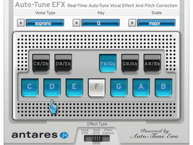 Auto-Tune for all? Antares debuts affordable version