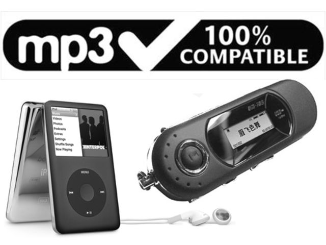 An MP3-player love-in