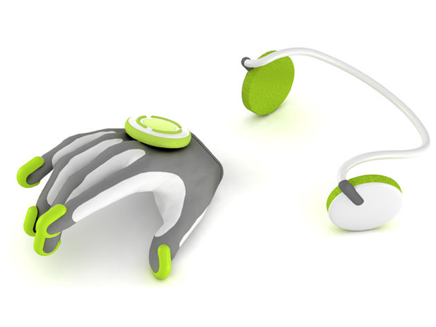 If Apple made a musical glove...