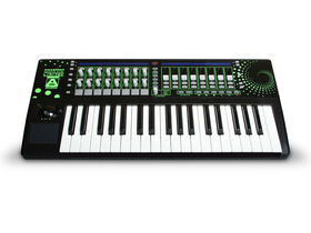 Novation releases radioactive ReMOTE SL keyboard