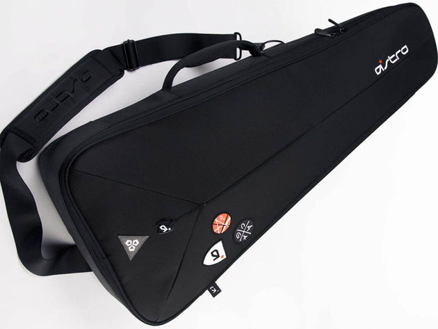 Guitar Hero's Roadie bag. Oh, stop it