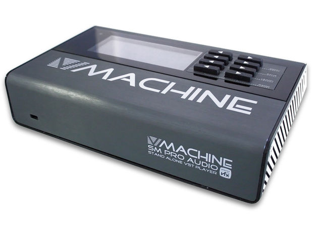 V-Machine: fill it with all your favourite sounds.