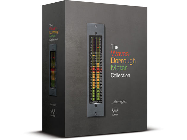 The meters were developed in association with Dorrough Electronics.