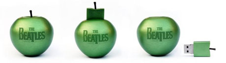 Beatles usb apple