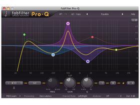 FabFilter announces Pro-Q EQ