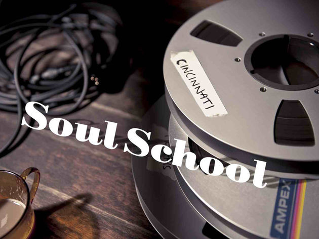 Propellerhead is taking you to school. Soul School.