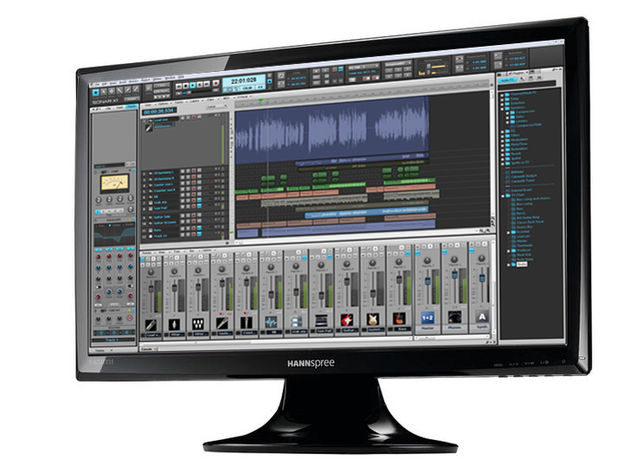 Sonar X1: Cakewalk's pride and joy.