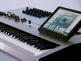 New StudioBLADE and iKeyDOCK keyboard workstations