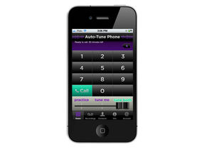 Auto-Tune Phone for iPhone, iPad and iPod touch released