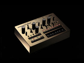 Win a gold-plated Korg monotribe