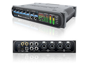 MOTU 4Pre hybrid 6x8 audio interface