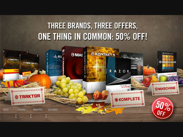 NI is presenting a feast of discounted products.
