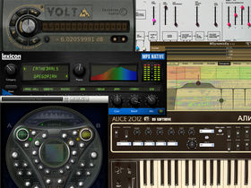 VST/AU plug-in instrument/effect round-up: Week 29
