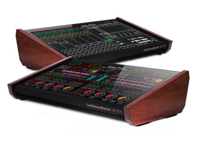 Smithson Martin's KS-1974 controller: vintage meets cutting edge?