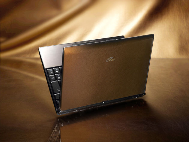 The Eee PC range has been a big success for Asus.