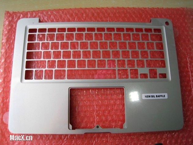 Is this a genuine shot of the new MacBook case?