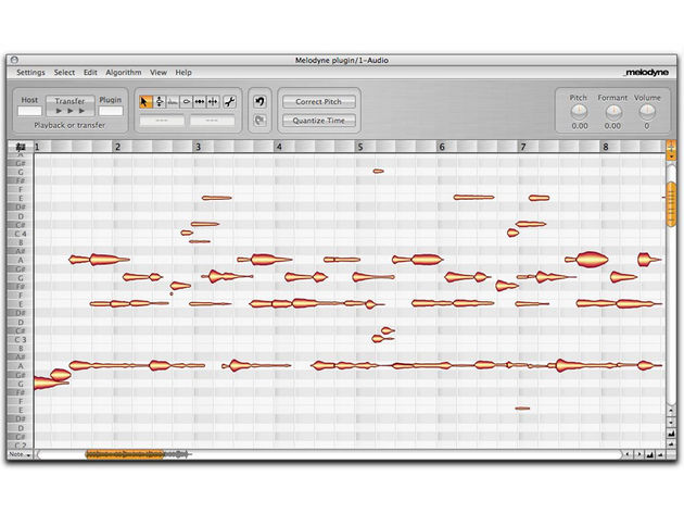 Melodyne Plugin 2 will be the first product to get DNA.
