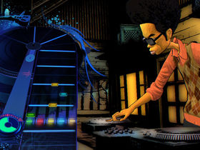 Hip-hop fans to get Guitar Hero-style game